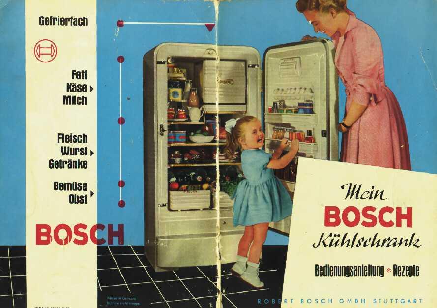 Bosch Kühlschrank Freistehend Mit Gefrierfach : Retro er jahre khlschrank gemsefach liter eek a freistehend