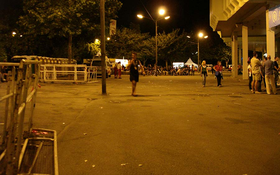 Robbie Williams @Ernst-Happel-Stadion