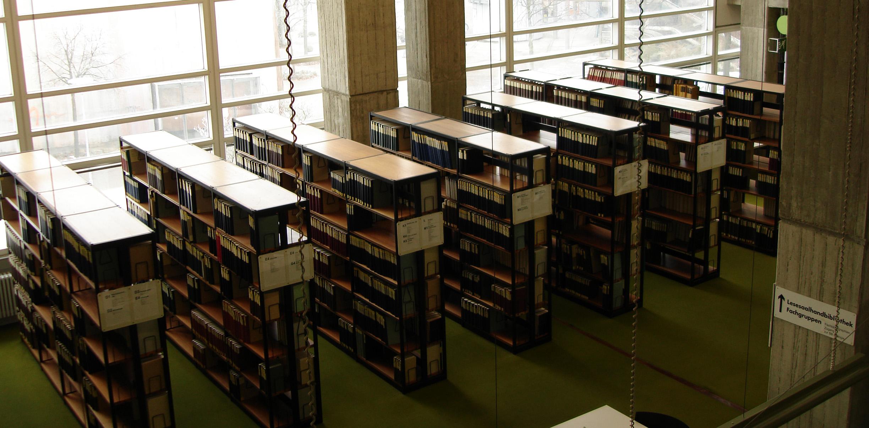 Universitätsbibliothek Stuttgart-Vaihingen